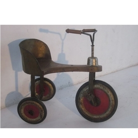 Vintage Iron Tricycle