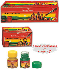 Faber Castell Poster Colours