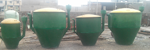 Kitchen Waste Biogas plant