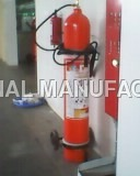 big Fire extinguisher