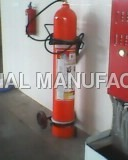 standard fire extinguisher