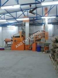 Sesame Seed cleaning and Hulling Plant
