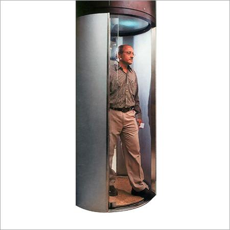 High Security Tubestile Lift