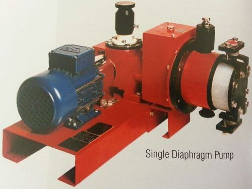 Hydraulic Diapharm Pump