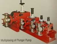 Multiplexing Plunger Pump
