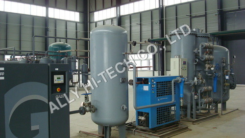 Nitrogen Gas Generation Equipments