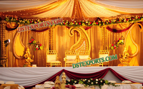 ROYAL WEDDING HINDU STAGE SET 6761