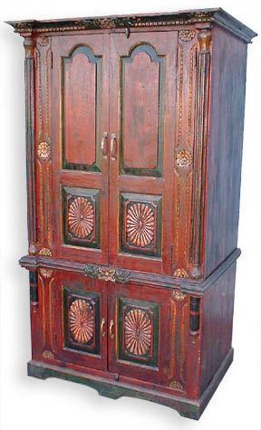 Handmade Living Room Wood Bookcases