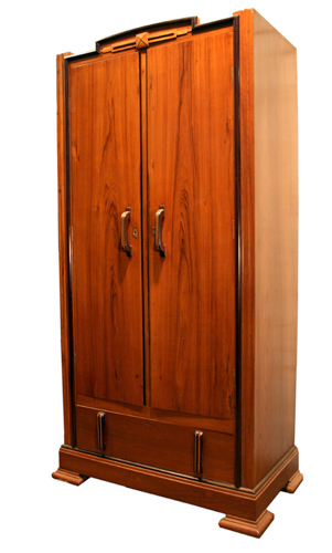 Antique Art Deco Cabinet