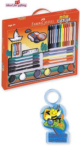 Faber - Castell Art Cart Kit