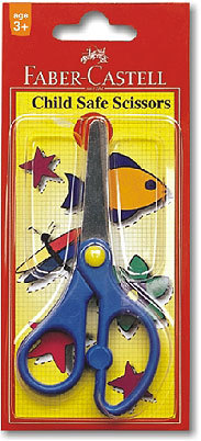 Faber - Castell Child Safe Scissors