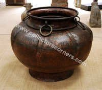 Antique Copper Vessels