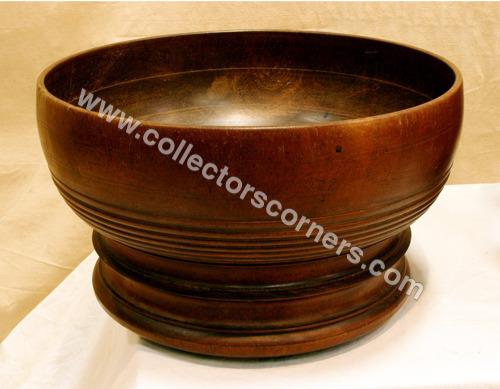 Wooden Rice Vessel