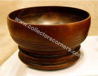 Wooden Rice Vessel