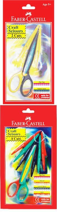 Faber - Castell Craft Scissors
