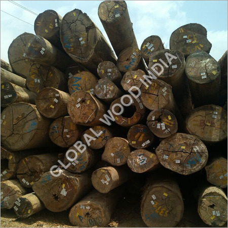 Meranti Wood Logs