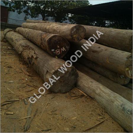 Meranti Round Wood