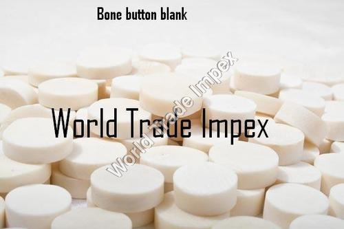 Bone Button Blank