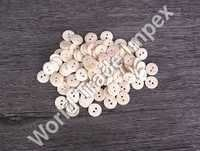 Bone Buttons 2 Holes
