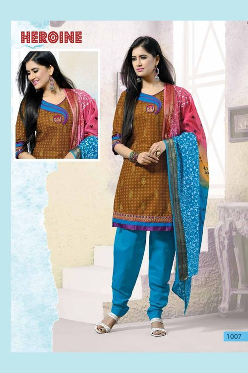 Cotton Dress Material Online Shopping