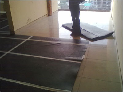 Building Floor Protection Sheet