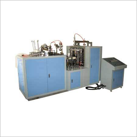 Paper Cup-Glass Forming Machine