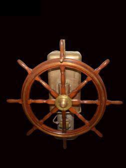 Authentic Nautical Wheels