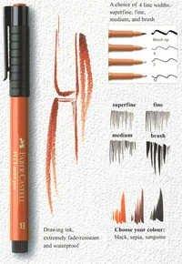 Faber - Castell  Pitt Artist Pen