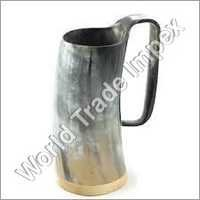 Drinking Horn Cup