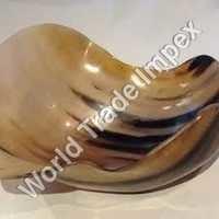 Water Buffalo Horn Bowl
