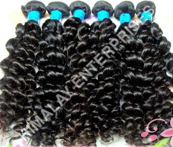 Malaysian Virgin Curly Hair Weft