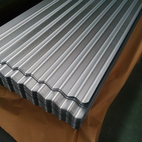 Aluzinc Corrugated Sheet