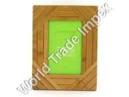 Bamboo Photo Frame