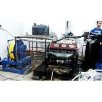 Engine Testing Dynamometer