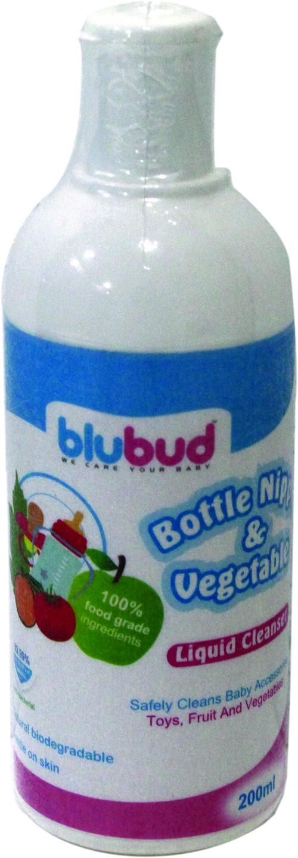 Baby Bottle Nipple & Vegetable Cleanser