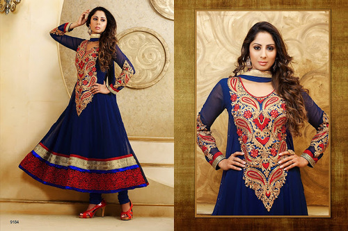 anakali designer suits