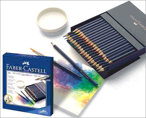 Faber Castell Art Grip Aquarelle Studio Box