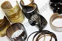 Horn Designer Cuff Bracelet
