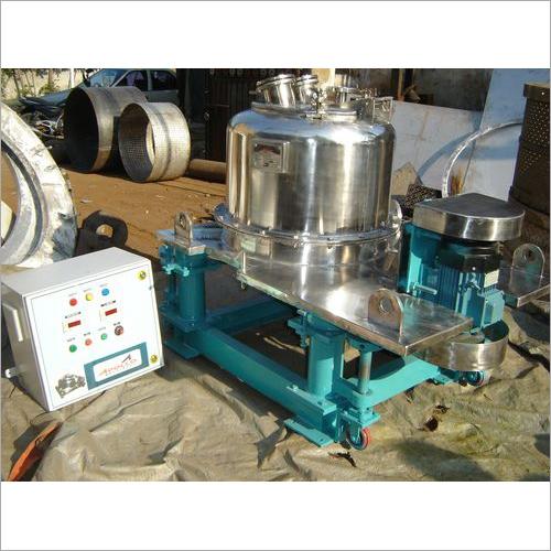 Stainless Steel Centrifuge Machine