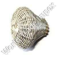 Woven Aluminum Knobs