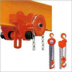Chain Pulley Block Trolly