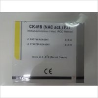 CK MB Serology Latex Test Kit