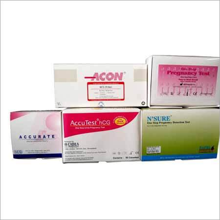 Pregnancy Rapid Test Kit