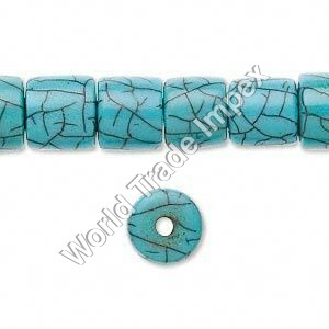 Textured Resin Beads