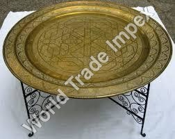 Brass Antique Tray