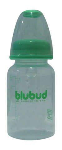 Slim Neck Feeding Bottle PP 125ml