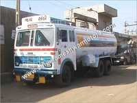 HPCL Petroleum Tanker