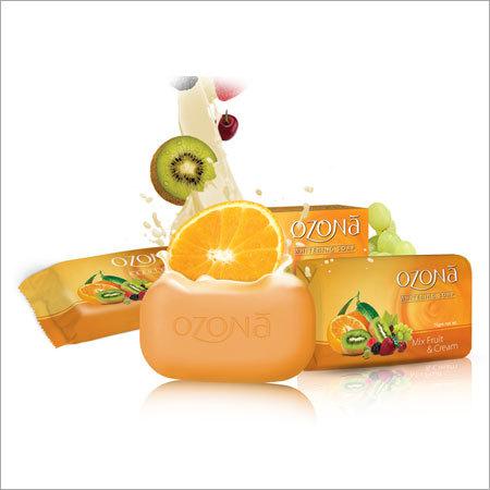 Mix Fruit Cream Soap
