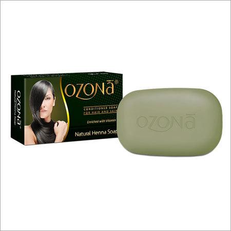 Natural Henna Soap