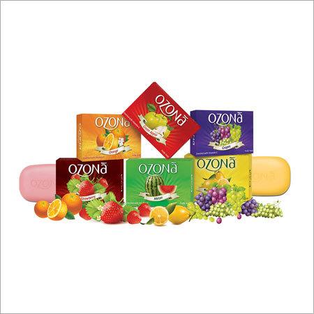 Fruity Soaps